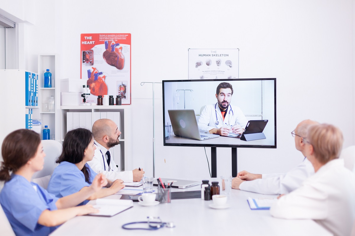 Microsoft Teams is Improving the Healthcare Organizations